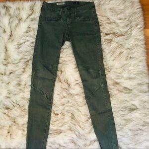 Ag Adriano Goldschmied Jeans - AG Skinny Moto Leggings